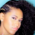 Gold Chain Curly Mixed Girl HairStyle Tutorial