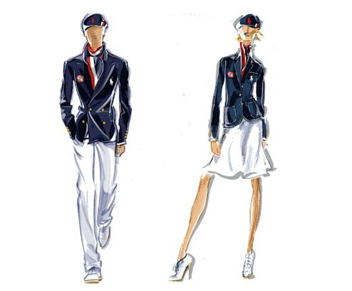 Thailand olympic sailing team uniform