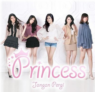 Foto Princess Girl Band Indonesia sexy