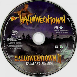 Halloweentown II - Kalabar's Revenge-Halloween 2012-Halloween movies for kids