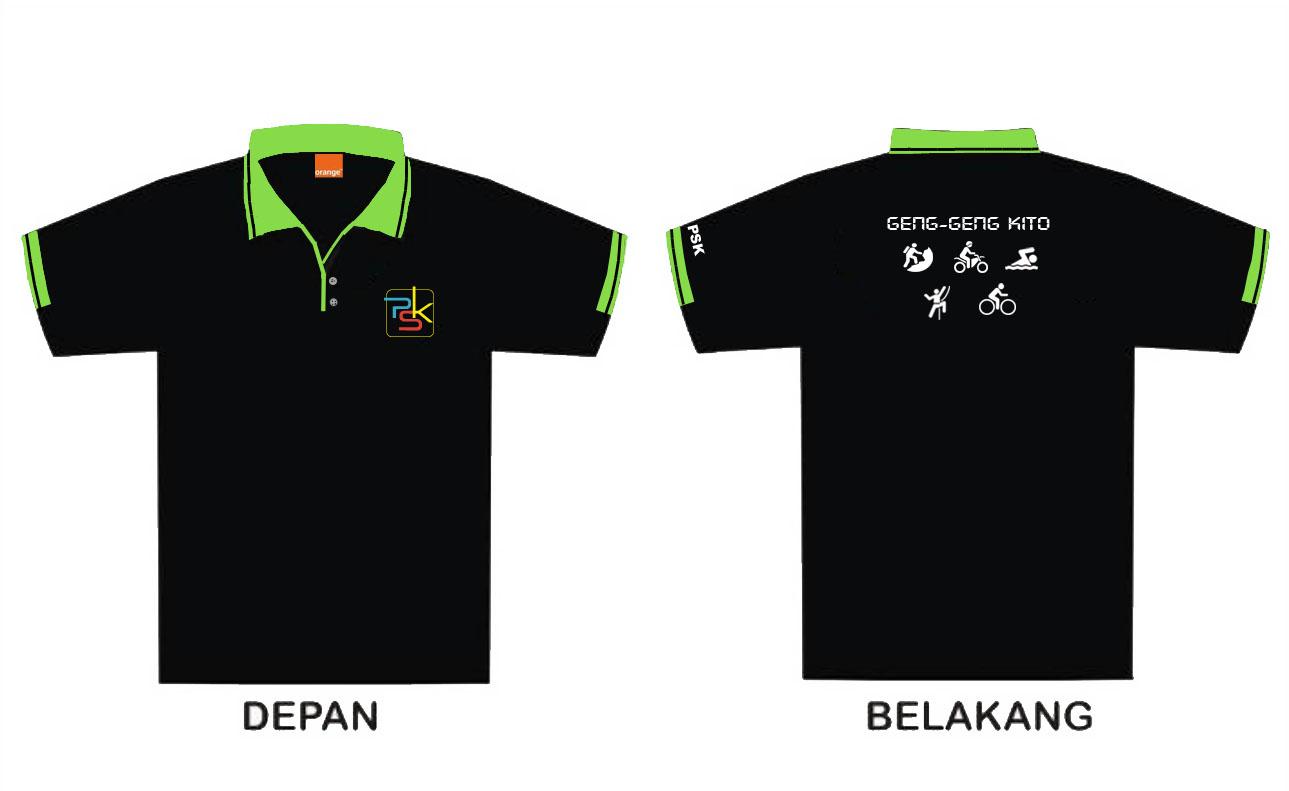 Design Baju PSK