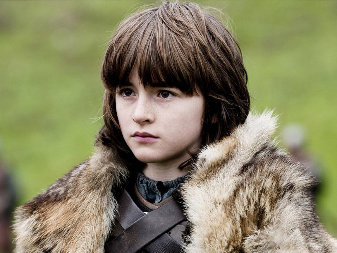Personajes, quotes y sus mejores  escenas  Bran+real