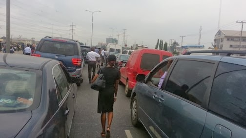 accident ajah lagos