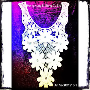 New Lace Pattern - Hong Kong Li Seng Co Ltd
