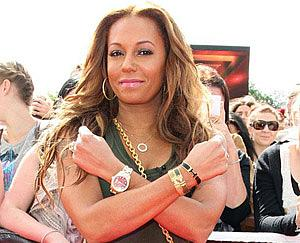 Spice Girl Mel B booed at first day as Americas Got