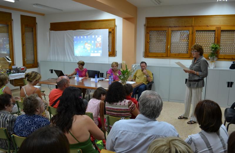 Asociaci n de amas de casa y consumidores seira abi y barbaruens actividades culturales - Casa paz logrono ...