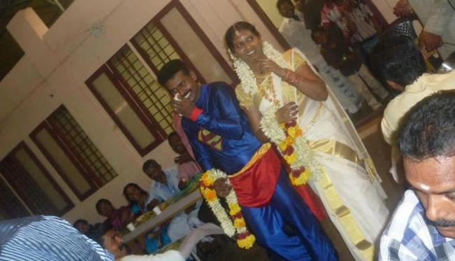Pernikahan Superman