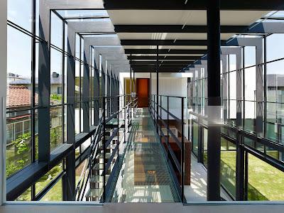 Rumah Modern Ala Jepang 6