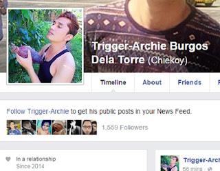 Trigger Archie Burgos Dela Torre
