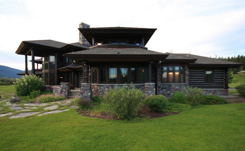 Luxury Log Homes And Luxurious Living Luxury Real Estate