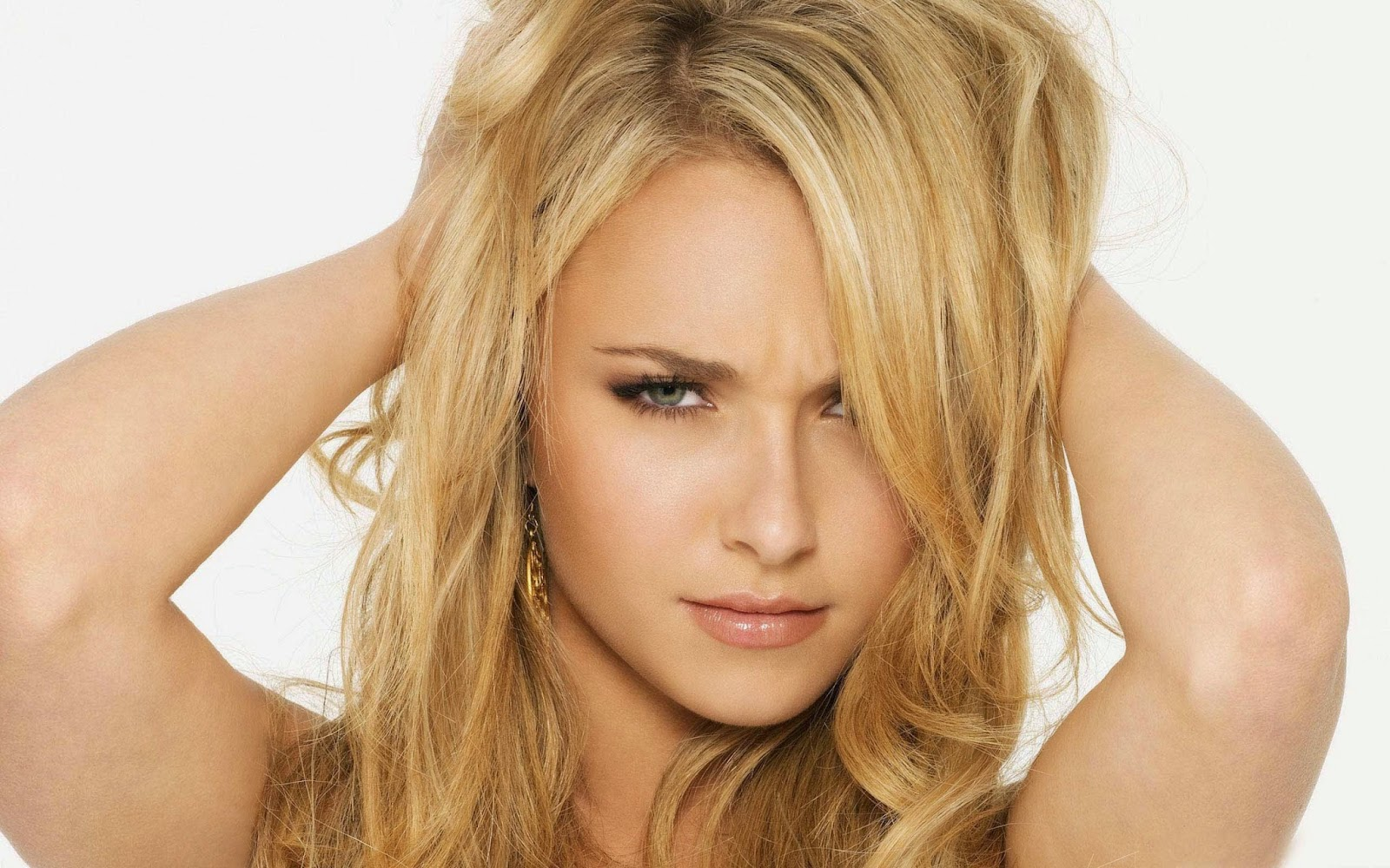 Hayden panettiere new hair style wallpapers
