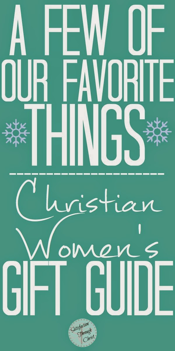 Christian Women's Guide for Gifts