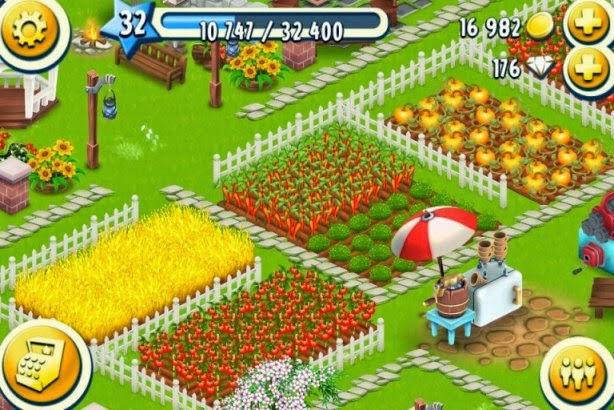 Kết quả hình ảnh cho Game Hay Day – Game Nông Trại