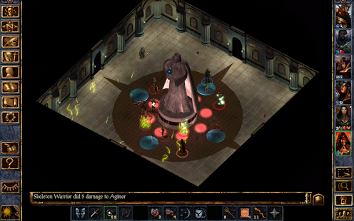 Baldur's Gate Enhanced Edition APK +Data Full Version Pro Free Download