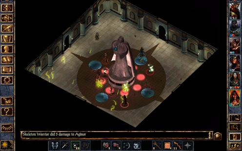 Baldur's Gate Enhanced Edition APK +Data Full Version Pro Free Download