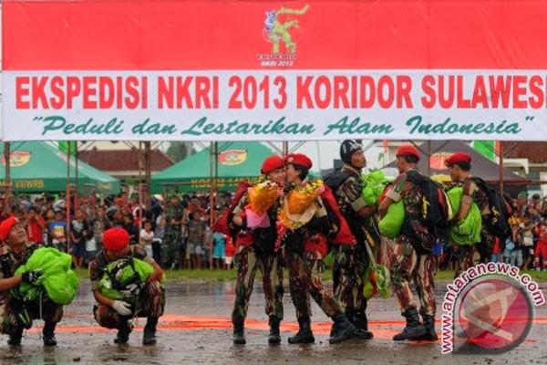 Kopassus dan UGM gelar Ekspedisi NKRI koridor Maluku