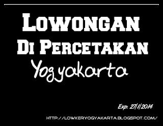 Percetakan Yogyakarta