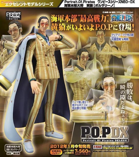 POP One Piece NEO-DX General Kizaru