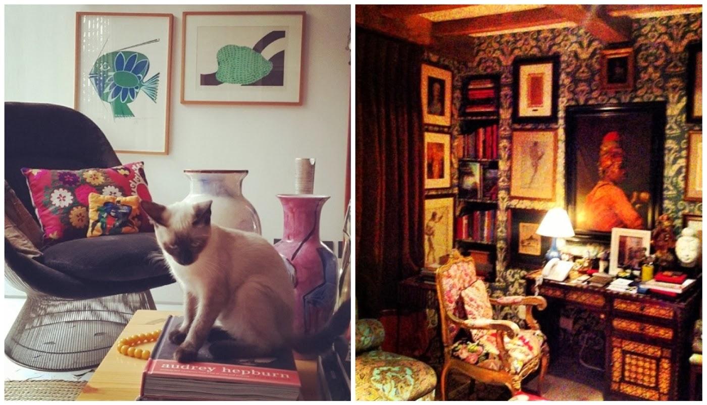 home office @sigbergamim e ambiente de Marcelo Rosenbaun @mrosenbaum