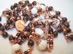 No. 146.  Rosary Of The Sacred Heart Of Mary