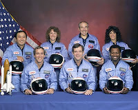 Challenger crew STS-51-L