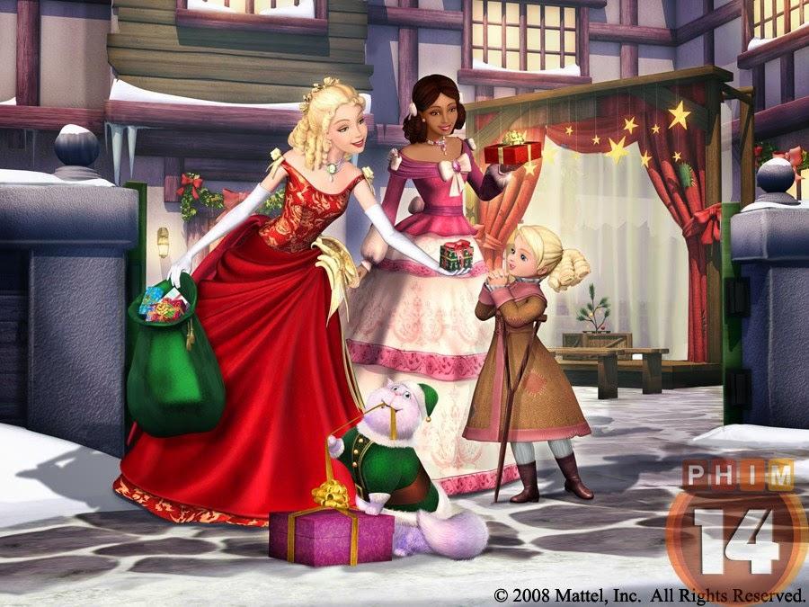 Barbie Giáng Sinh Yêu Thương AmazonStill4