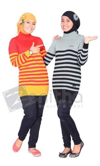 Kreasi Baju Muslim Remaja Terpopuler