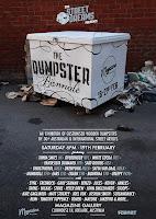 street dreams dumpster biennale