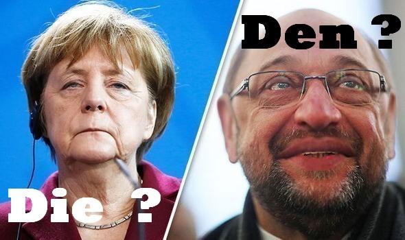 Wen wählen wir?
