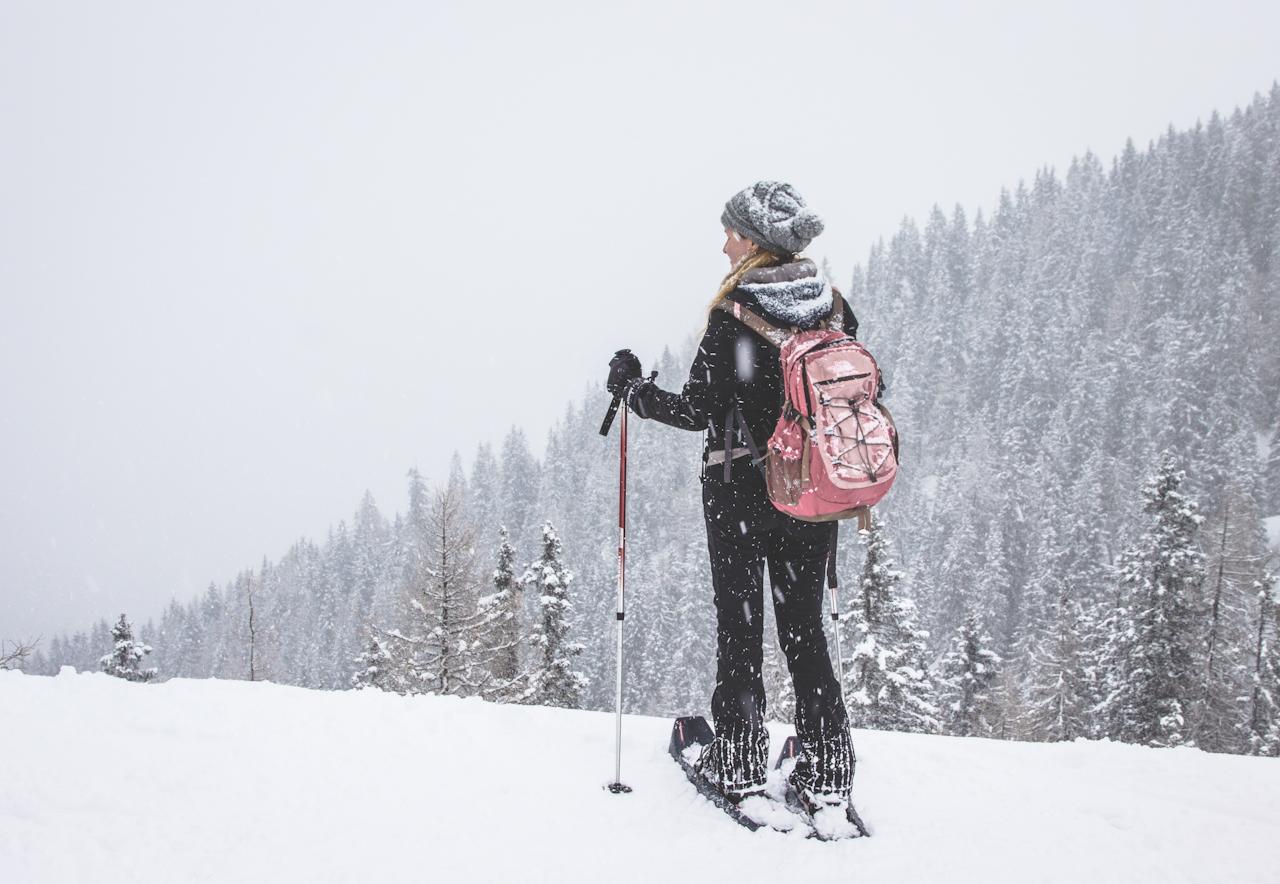 Schneeschuhwandern im Alpbachtal