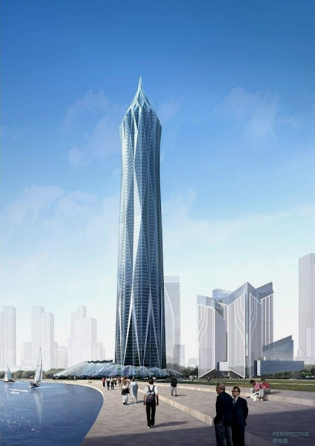 GIFT, India, Architecture, Building, Cool Design, Skyscrapers, india, gujarat, diamond tower, awesome, cool tower, tallest tower in india, largest tower, only in india,gift, gujarat, international, finance, tec-city, technology