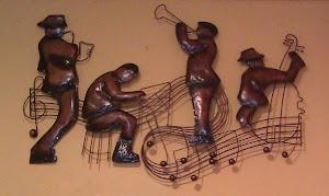 Y siempre la música......