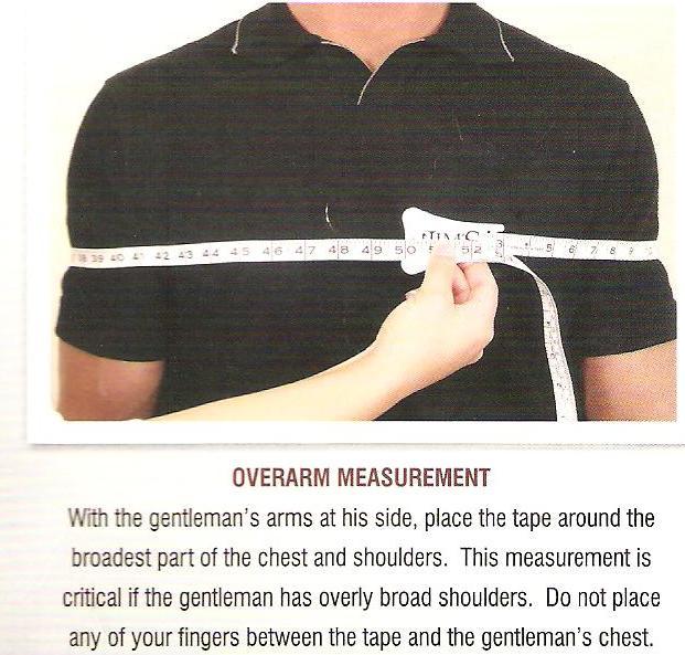 Outseam Measurement Men of Color St...