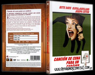 Cancion de Cuna Para un Cadáver [1964] Caratula - Cine clásico