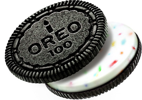 Dying for Chocolate Birthday Cake Oreo 100th Birthday Limited Edition