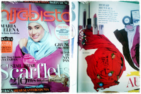 ♥ Efa Shawls in Media ♥