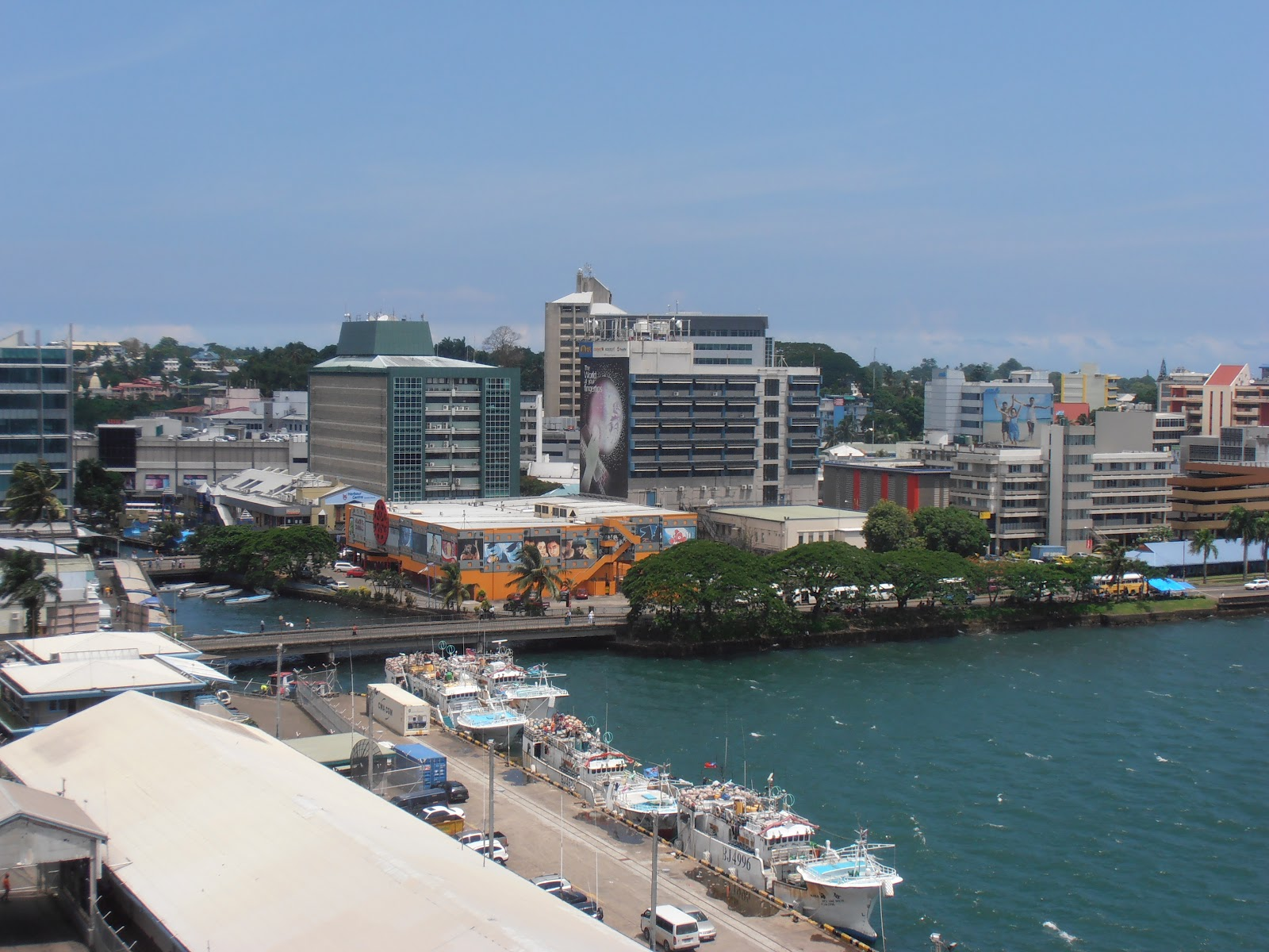 Suva Fiji  city photo : Cruise the Pacific: Suva, Another Fiji Port of Call