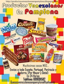 Nuestros productos en Pamplona