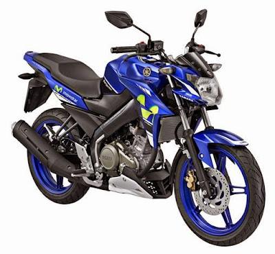 Yamaha V-Ixion Advance Movistar MotoGP
