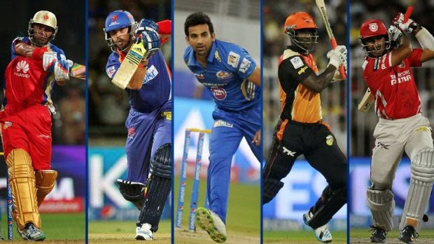 Released-Players-IPL-2015