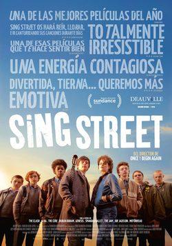 Sing Street poster