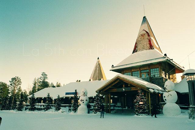 Viaje a la Laponia finesa parte V