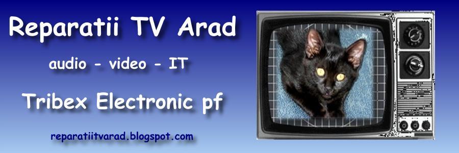 Reparaţii TV în Arad