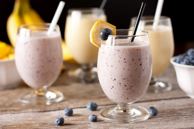 protein smoothie recipes for weight loss