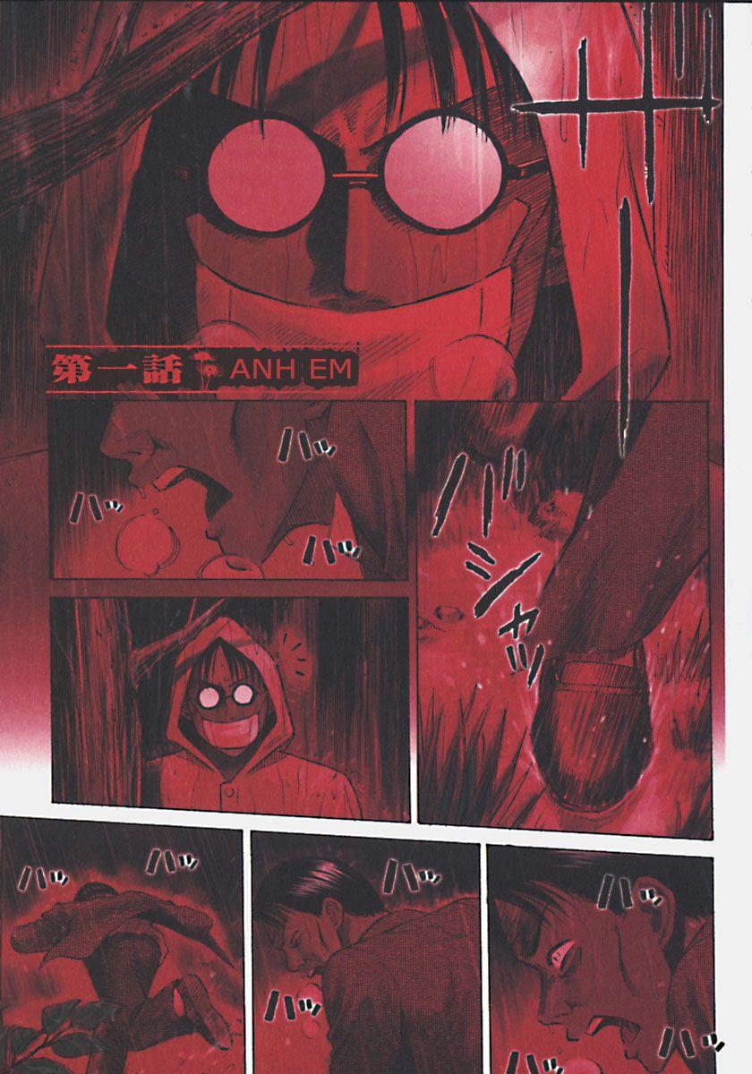 Higanjima chap 1 page 6 - IZTruyenTranh.com
