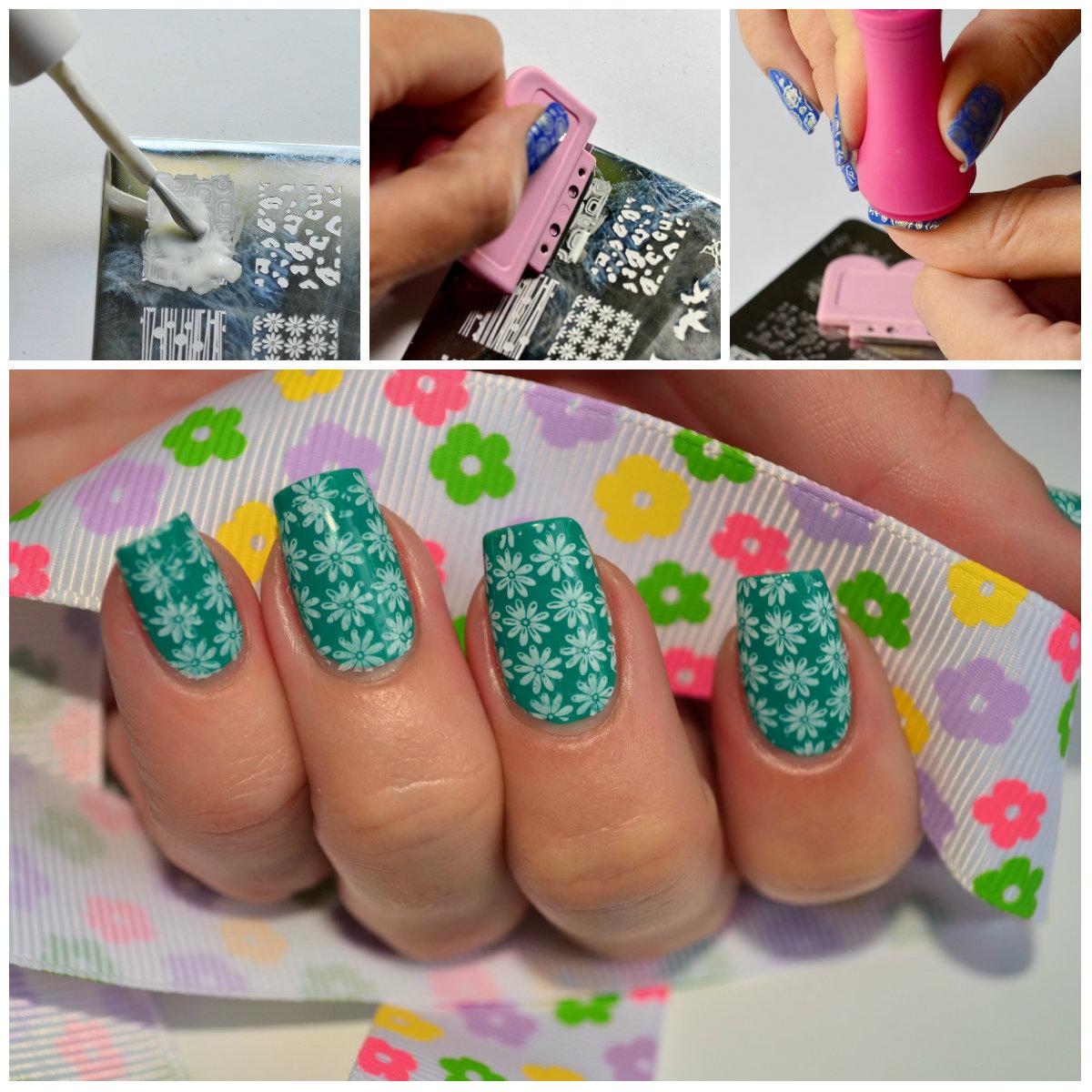 Как правильно делать стемпинг на ногтях