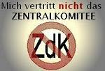 Dieser Blogger ist ZdK-Allergiker mit Formlosigkeits-Intoleranz!