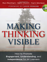 Making Thinking Visible Book Cover