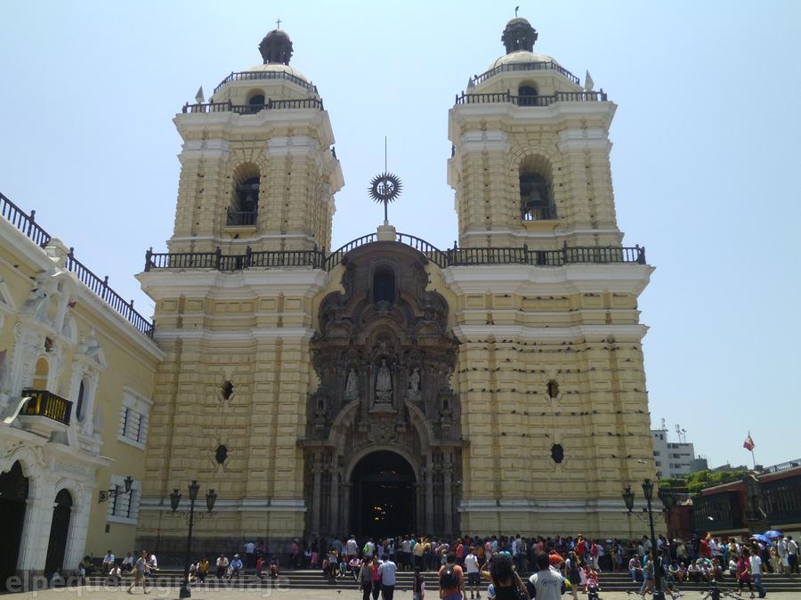 Convento San Francisco Lima