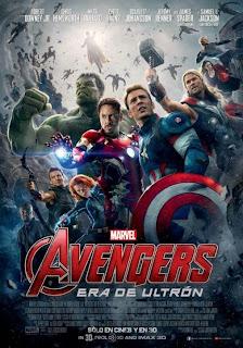 Avengers Era de Ultrón Poster Español